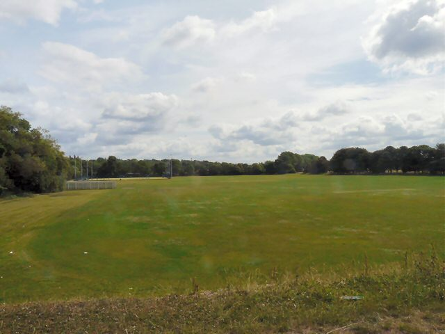 Parrswood High School Playing Fields