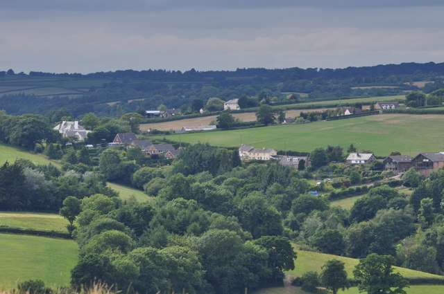 Mid Devon : Looking to Withleigh