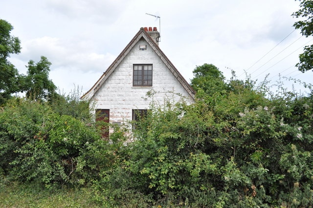 Old Crossing House