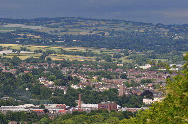 Mid Devon : Looking to Tiverton