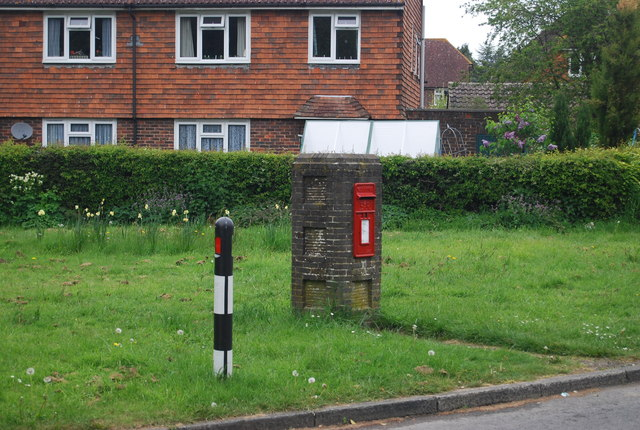 Postbox, Lewes Rd
