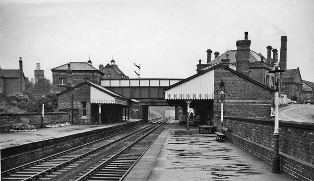 Burslem Station