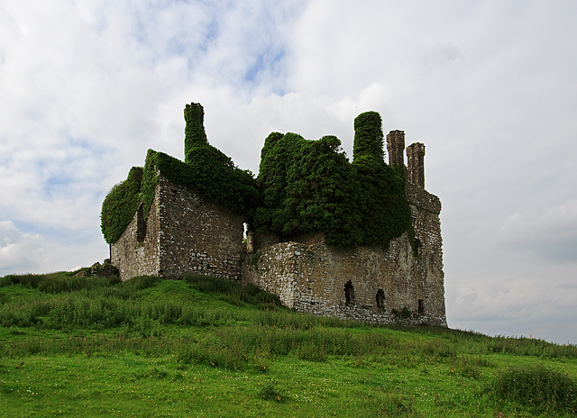 Castles Of Leinster Carbury Kildare Mike Searle