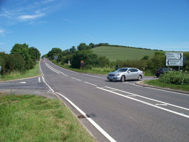 Crossroads on the Fosse Way