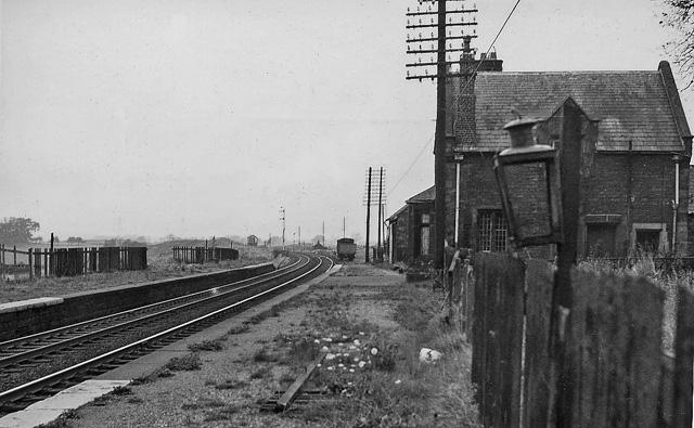 Burton & Holme Station (remains)