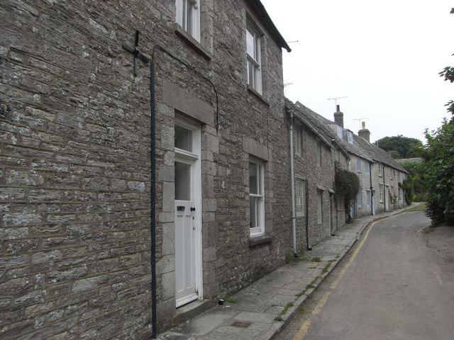 Street at Worth Matravers
