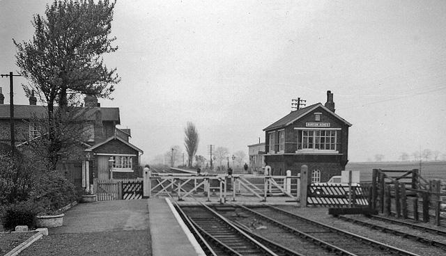 Burton Agnes Station