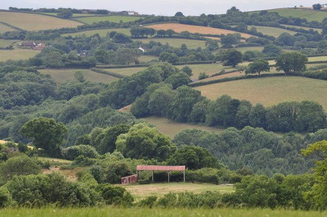 Mid Devon : Barn & Countryside
