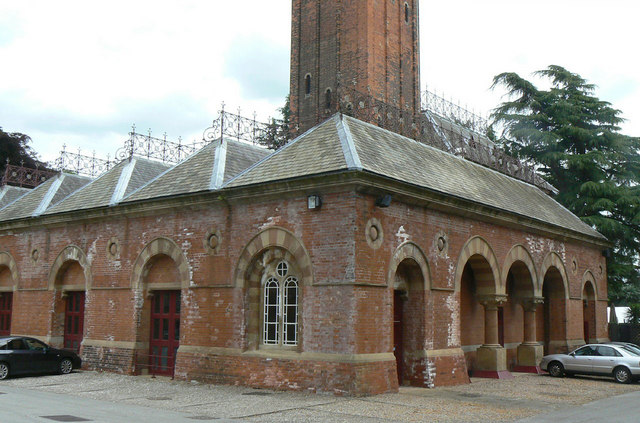 Bestwood Pumping Station