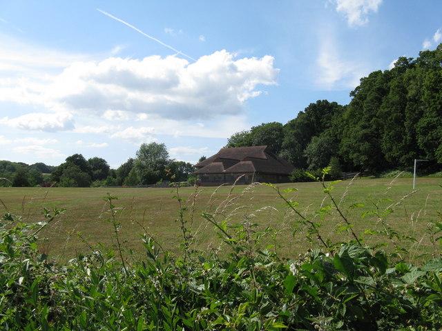 Village hall at High Hurstwood
