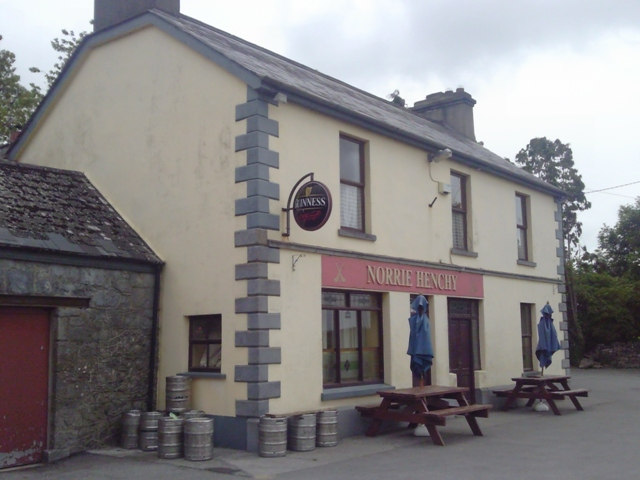 Pub, Hurler's Cross, Co Clare