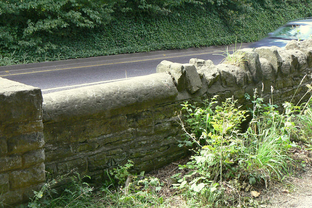 Benchmark at Arch Hill