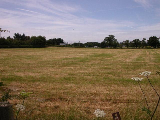Watford Gap Farmland