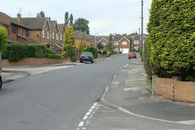 Lodge Farm Road