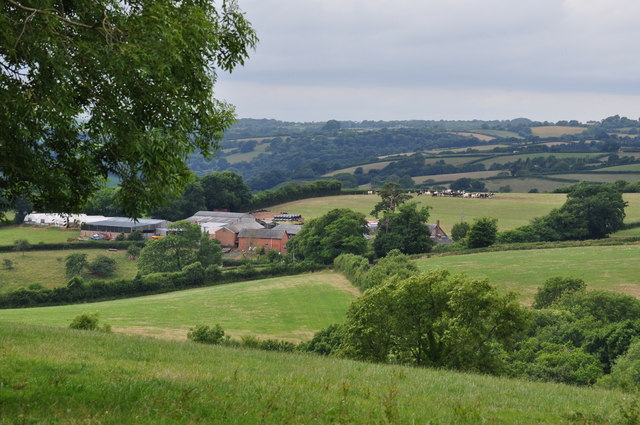 Mid Devon : Countryside & Farmland