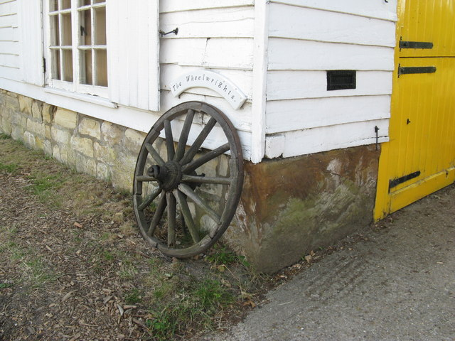 The Wheelwrights opposite The Hurstwood