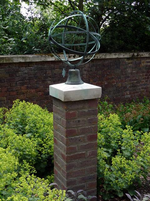 Armillary Dial, Greenwich