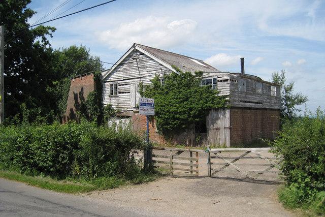 Unconverted Oast House at Follyhill Farm, Goudhurst Road, Staplehurst, Kent