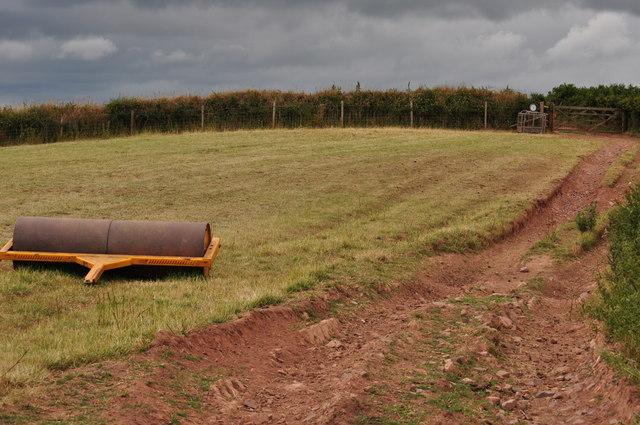 Mid Devon : Farm Track & Equipment