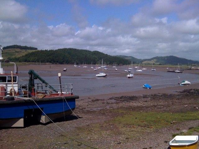 Boats, Kippford