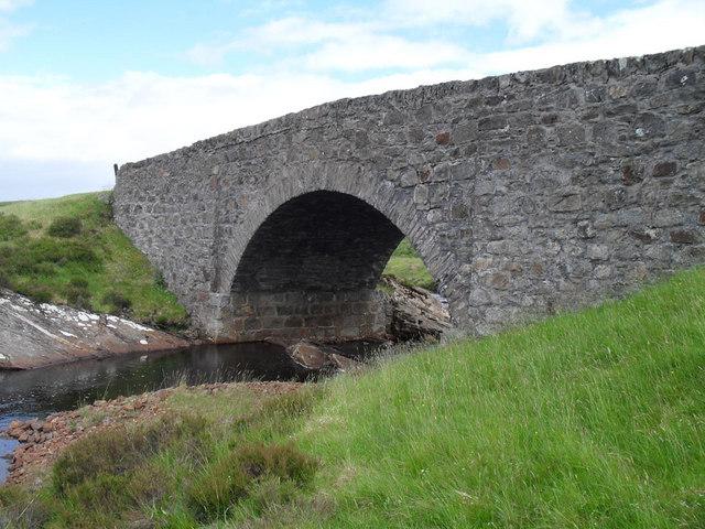 Bridge on the A836