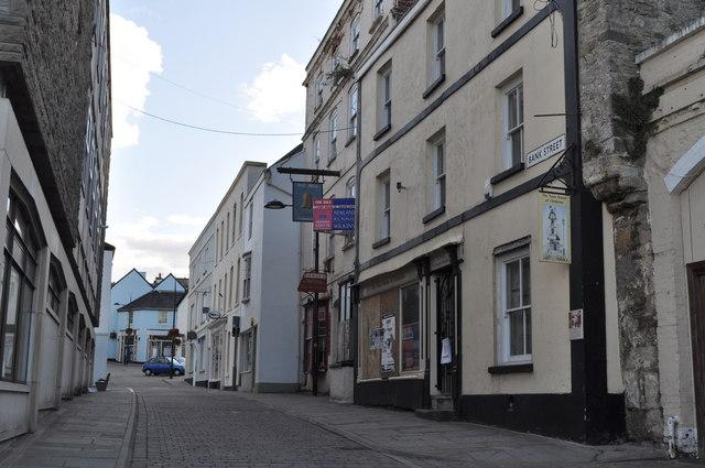Bank Street, Chepstow