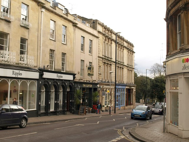 Regent Street, Clifton