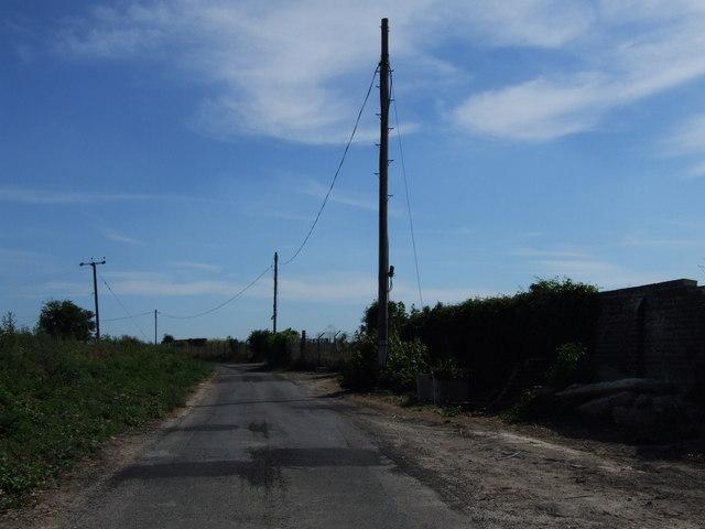 Hall Road, Wouldham