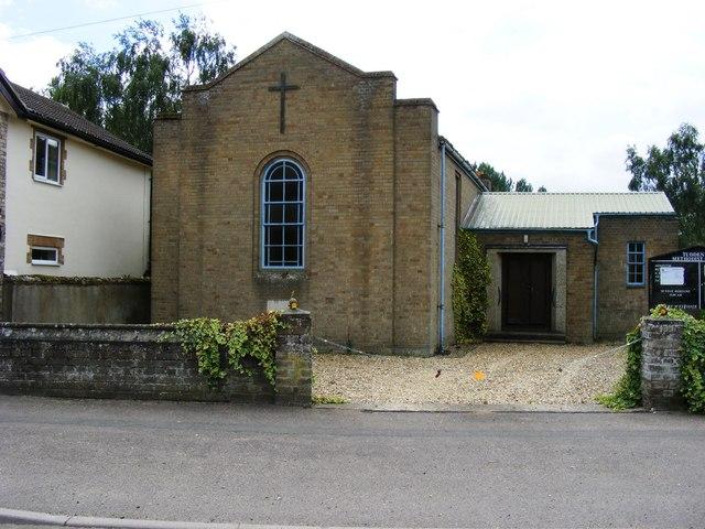 Tuddenham Methodist Church