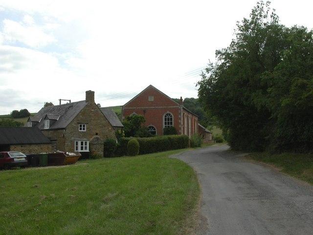 Upper Brailes, chapel