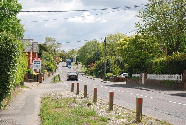 A272 (High St), Newick
