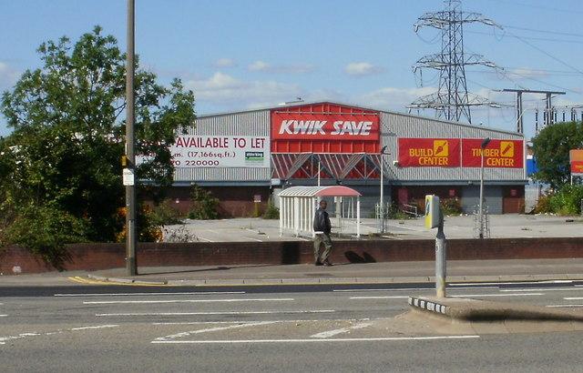 Former Kwik Save, Newport Road, Cardiff