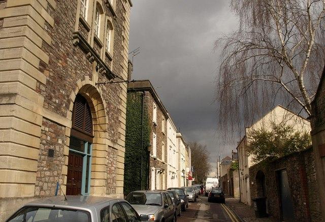 Portland Street, Clifton