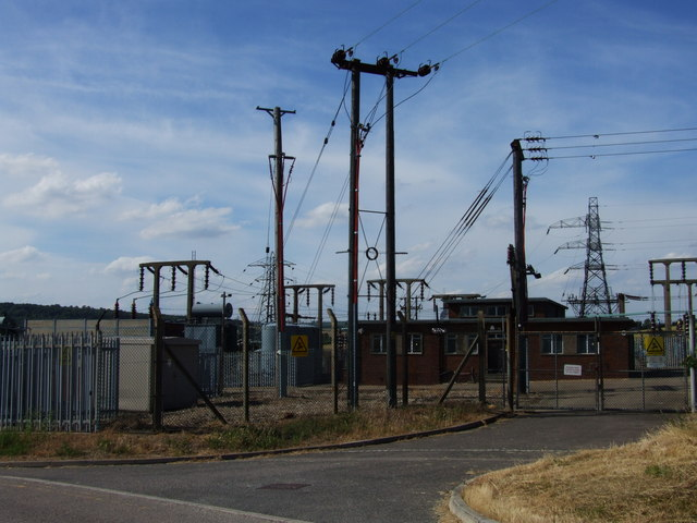 Wouldham Sub-Station