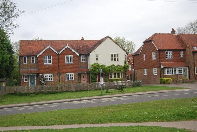 Bus Stop, Horsted Keynes