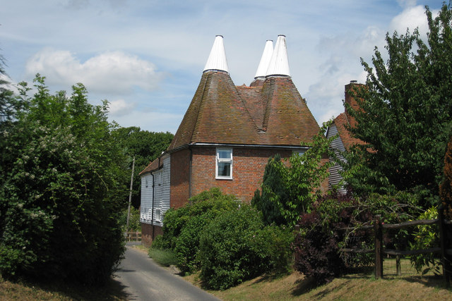 The Oast, Four Wents Farm, Goudhurst Road, Cranbrook, Kent