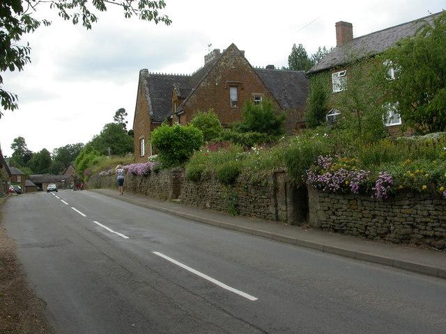 Swalcliffe, village tap