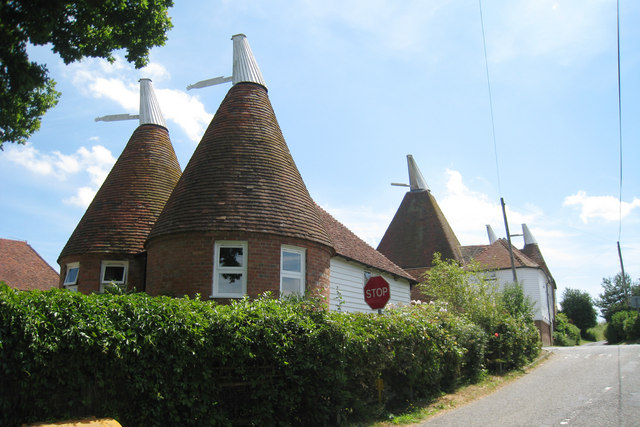 The Lower Oast House, Four Wents Farm, Goudhurst Road, Cranbrook, Kent