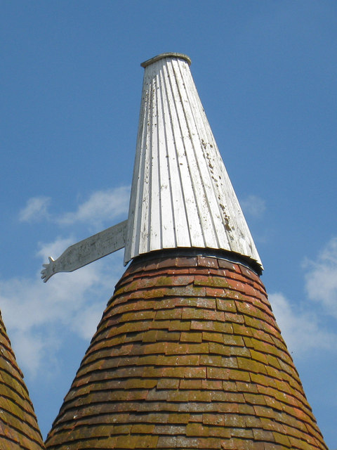 Cowl of The Lower Oast House