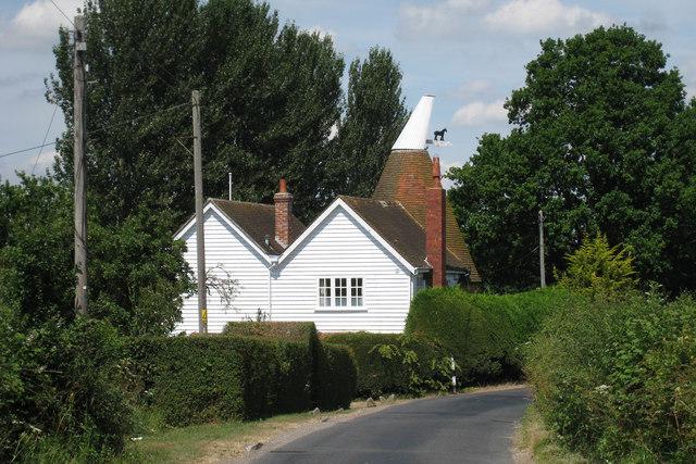 Oast End, Goudhurst Road, Staplehurst, Kent