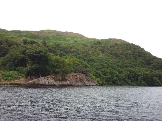 Kailpot Crag, Ullswater