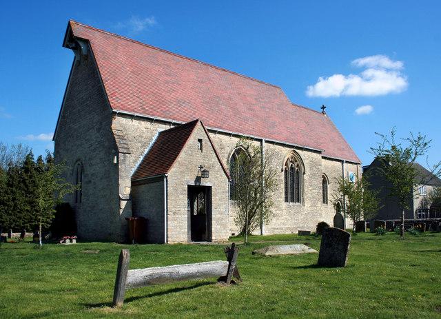 Wendlebury Church