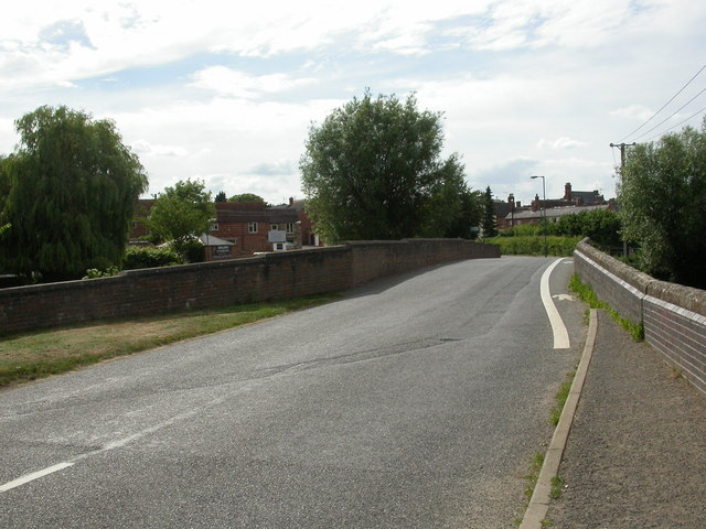 Shipston-on-Stour, Mill Bridge
