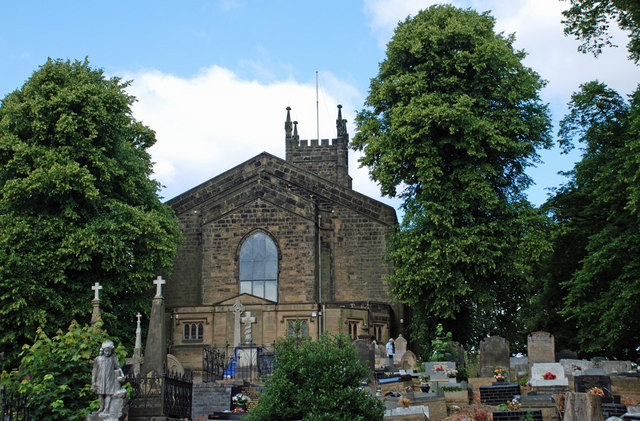 St Andrews Church, Netherton