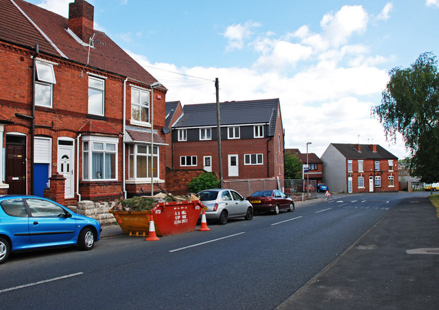 Hill Street, Netherton