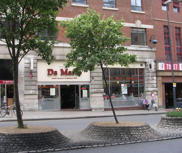 Da Mario Restaurant - The Headrow