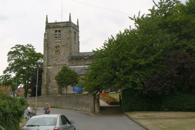 St Mary's Church, Arnold