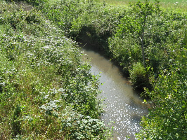 Downstream on the River Uck to Uckfield