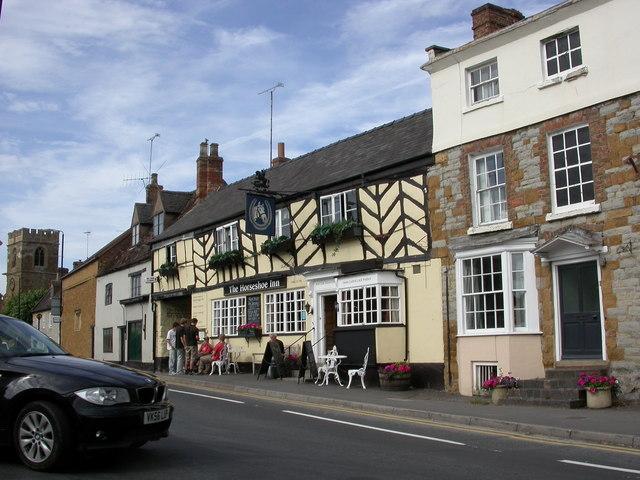 Shipston, The Horseshoe Inn