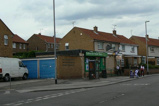 Calverton Road Store